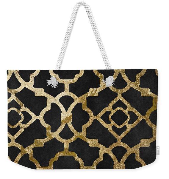Moroccan Gold IIi Weekender Tote Bag