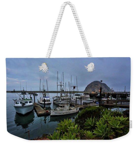 Morro Bay Weekender Tote Bag