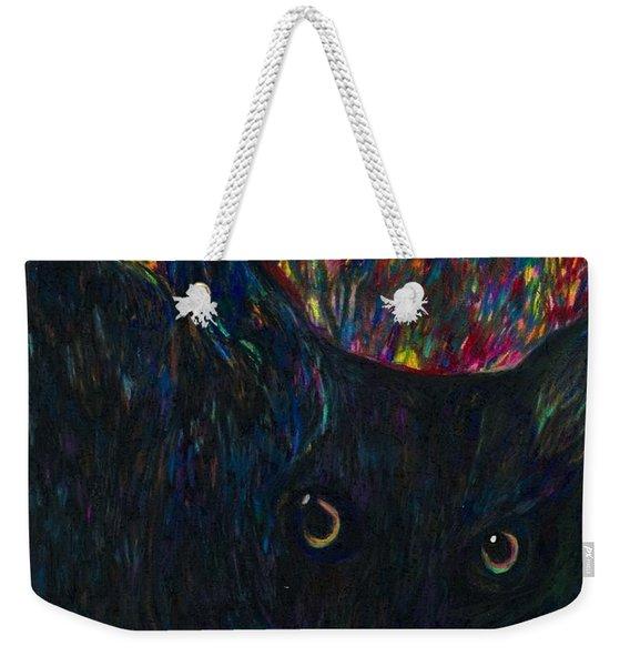 Morticia Weekender Tote Bag