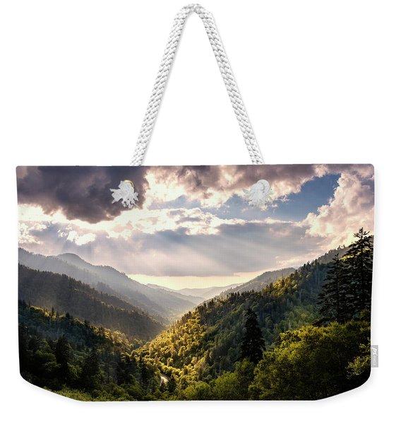 Morton Overlook Weekender Tote Bag