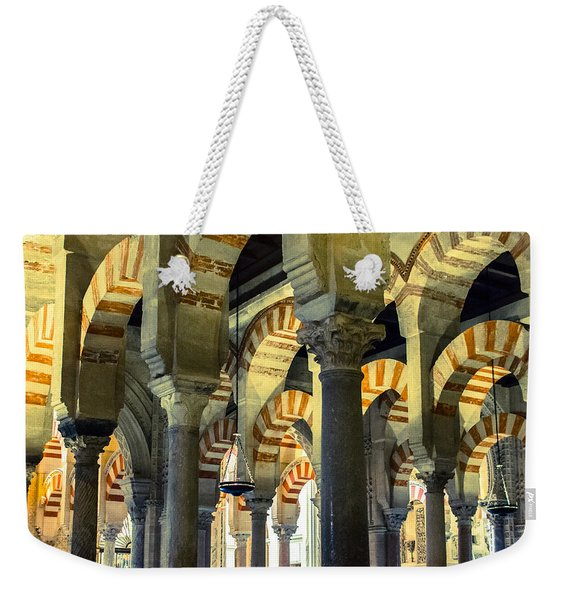 Mosque Cathedral Of Cordoba 2 Weekender Tote Bag