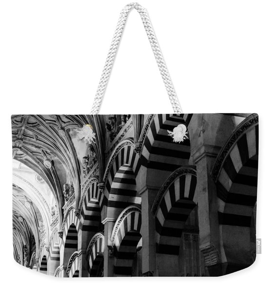 Mosque Cathedral Of Cordoba 6 Weekender Tote Bag