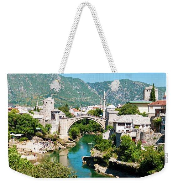 Mostar Weekender Tote Bag