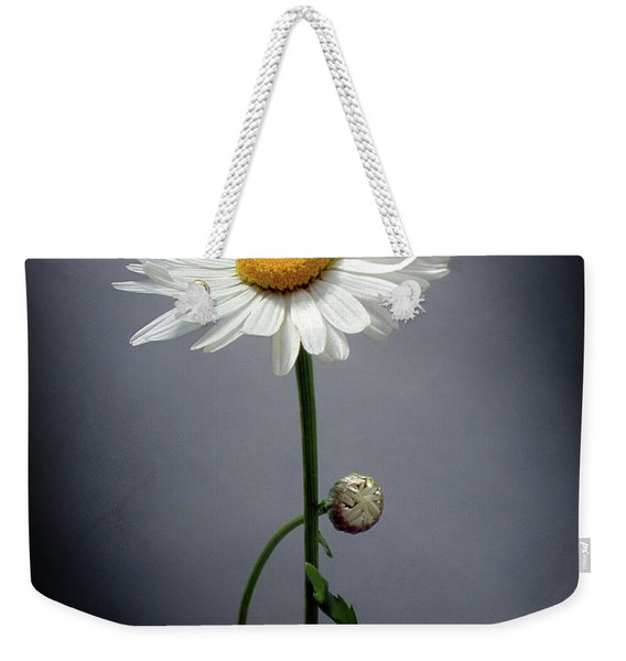 Mother Daisy Weekender Tote Bag