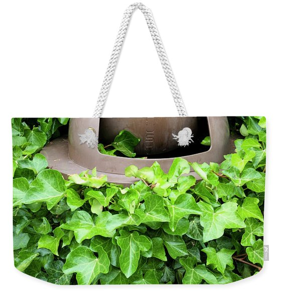 Mother Nature Most Always Wins Weekender Tote Bag