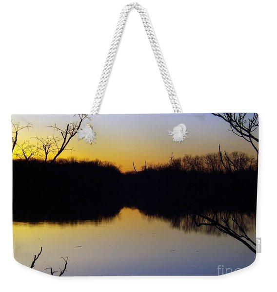 Mother Natures Glow Weekender Tote Bag