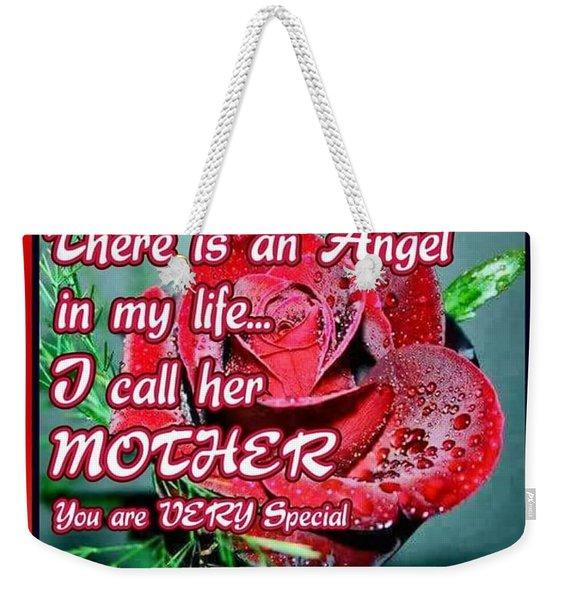Mother Of Mine Weekender Tote Bag