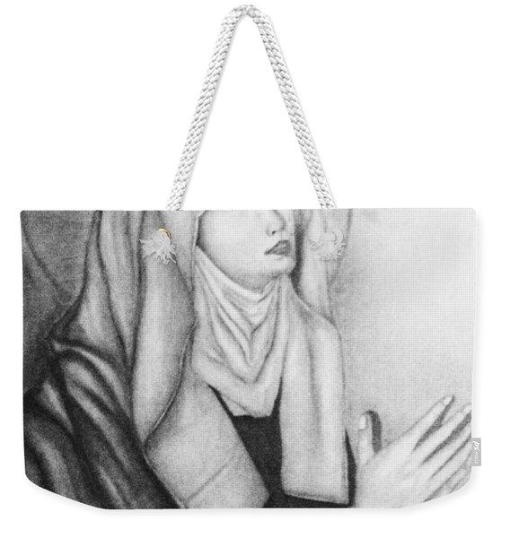 Mother Of Sorrows Version1 Weekender Tote Bag