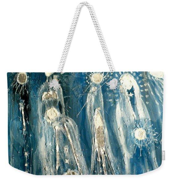 Mothers Weekender Tote Bag
