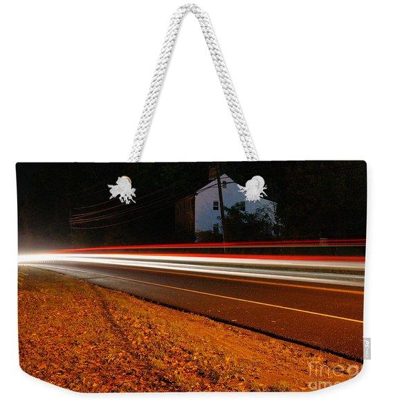 Motion Weekender Tote Bag