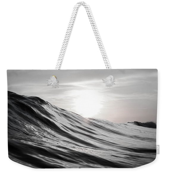 Motion Of Water Weekender Tote Bag