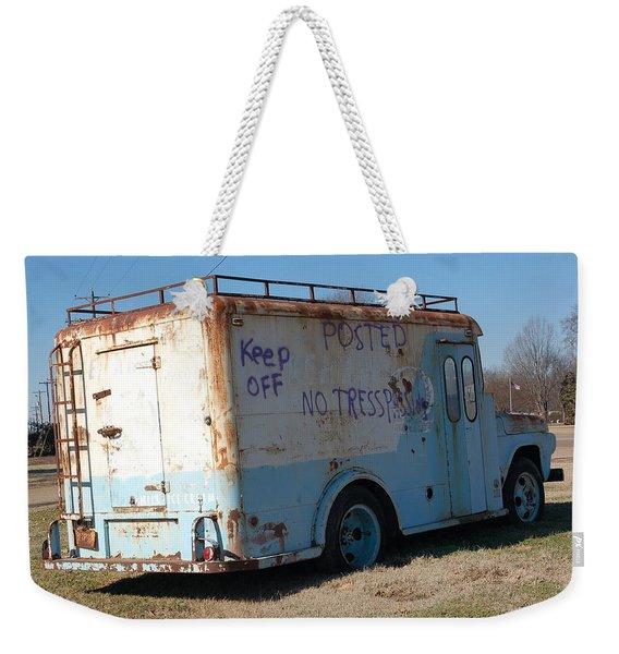 Motor City Pop #16 Weekender Tote Bag