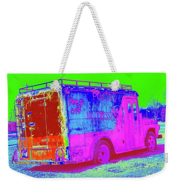 Motor City Pop #20 Weekender Tote Bag