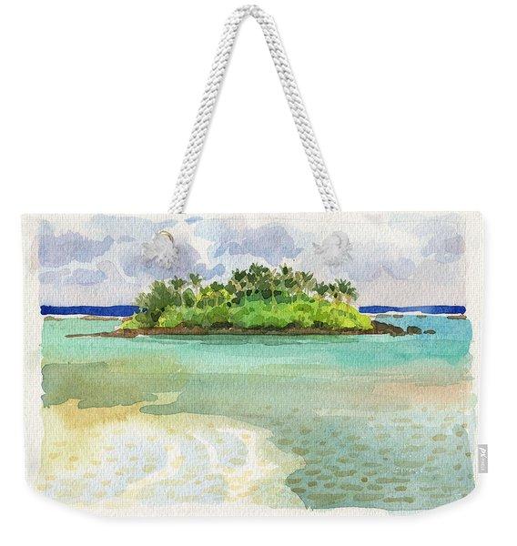 Motu Taakoka Weekender Tote Bag