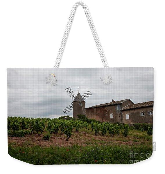 Moulin-a-vent Weekender Tote Bag