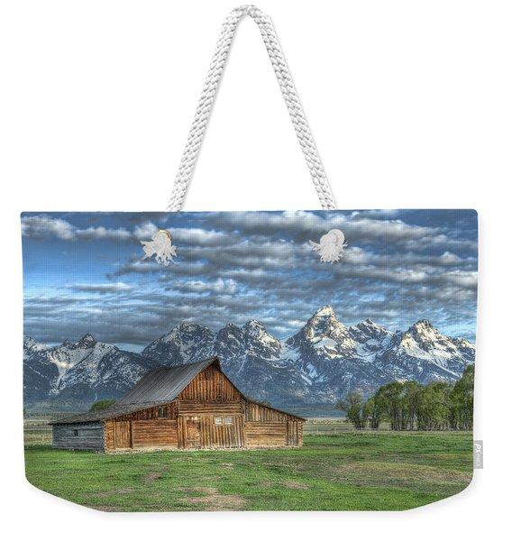 Moulton Morning Weekender Tote Bag