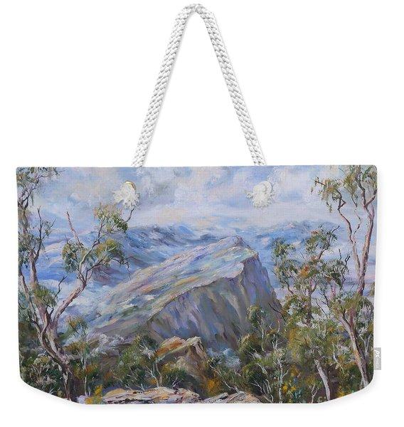 Mount Abrupt Grampians Victoria Weekender Tote Bag