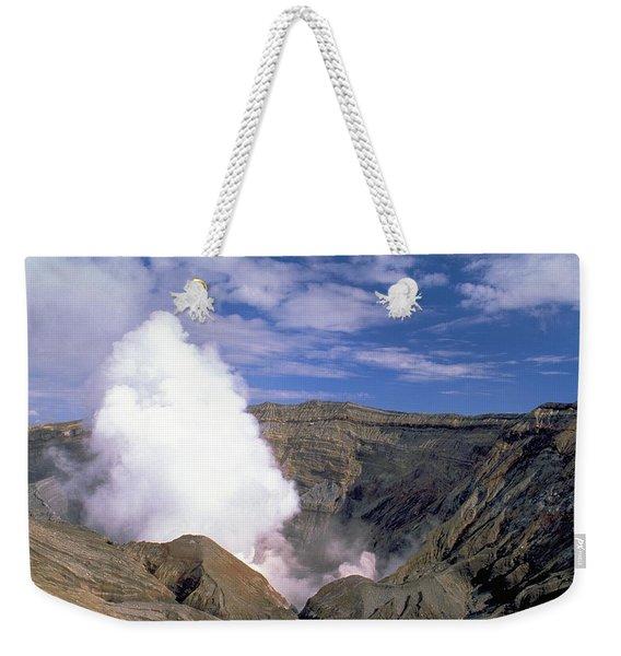 Mount Aso Weekender Tote Bag
