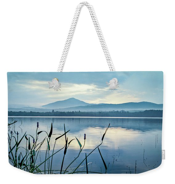 Mount Blue Weekender Tote Bag