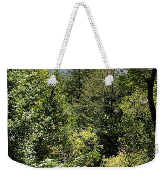 Mount Tamalpais Forest View Weekender Tote Bag