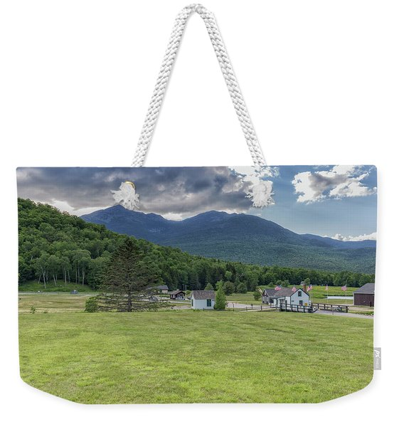 Mount Washington Auto Road Weekender Tote Bag