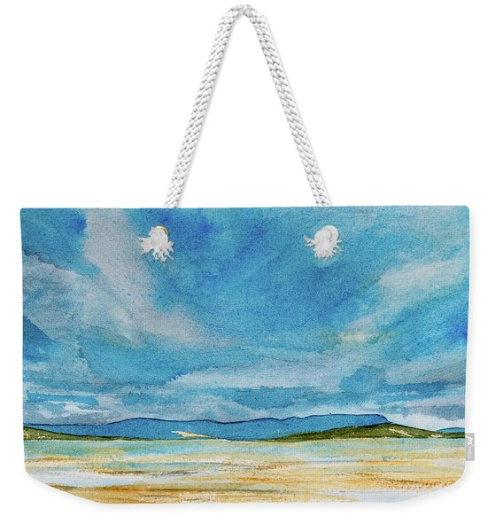 View Of Mount Wellington From South Bruny Island Weekender Tote Bag