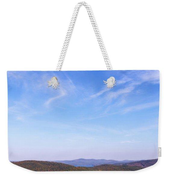 Mountain Foliage Weekender Tote Bag