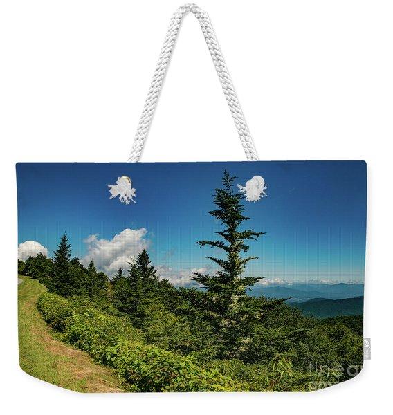 Mountains Weekender Tote Bag