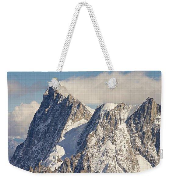 Mountain Rescue Weekender Tote Bag