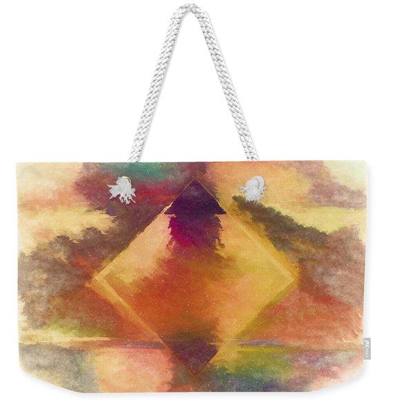 Mountain Reverie Weekender Tote Bag