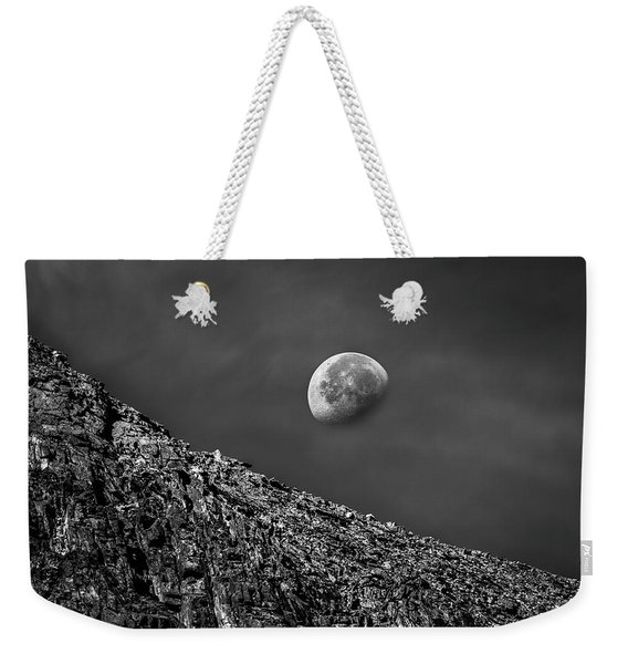Mountains Of The Moon Weekender Tote Bag