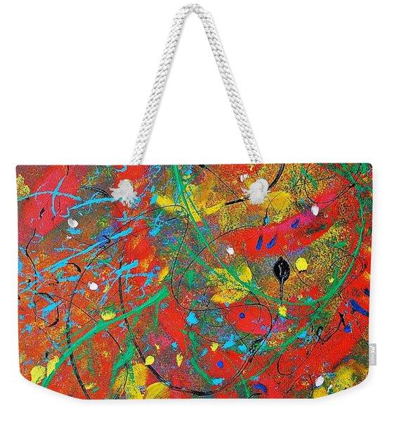 Movement Weekender Tote Bag