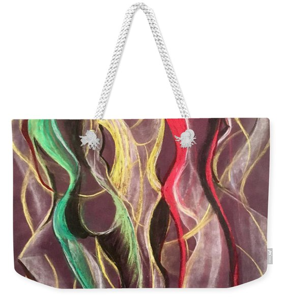 Movement Weekender Tote Bag