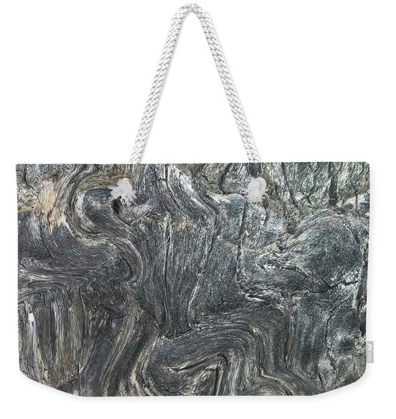 Movement In The Earth Weekender Tote Bag