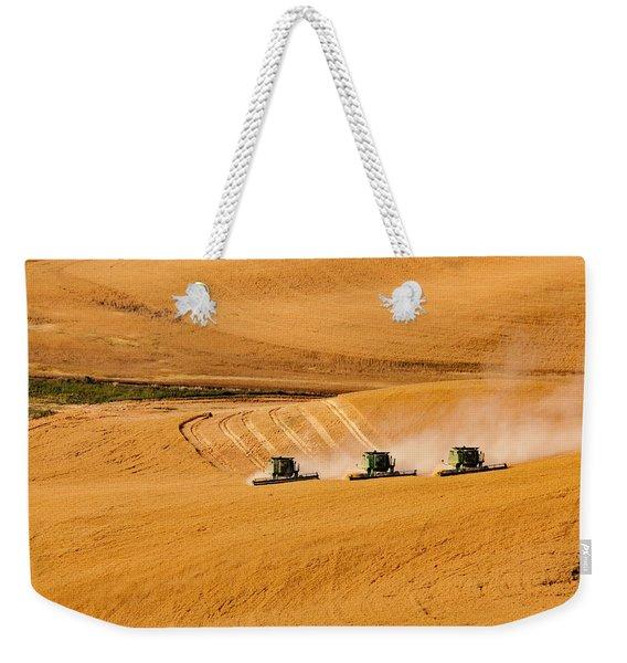 Moving Forward Weekender Tote Bag