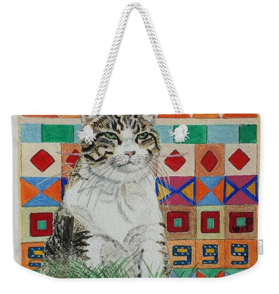 Mozart In The Grass Weekender Tote Bag
