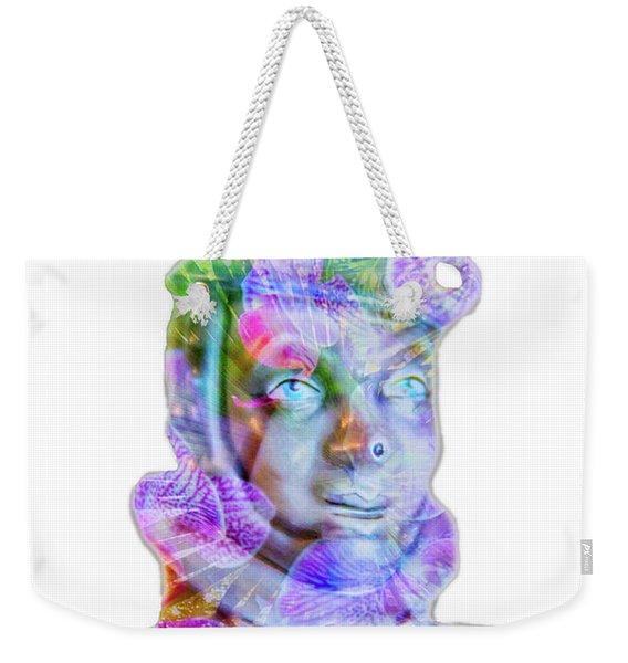 Mr Aluminum Weekender Tote Bag