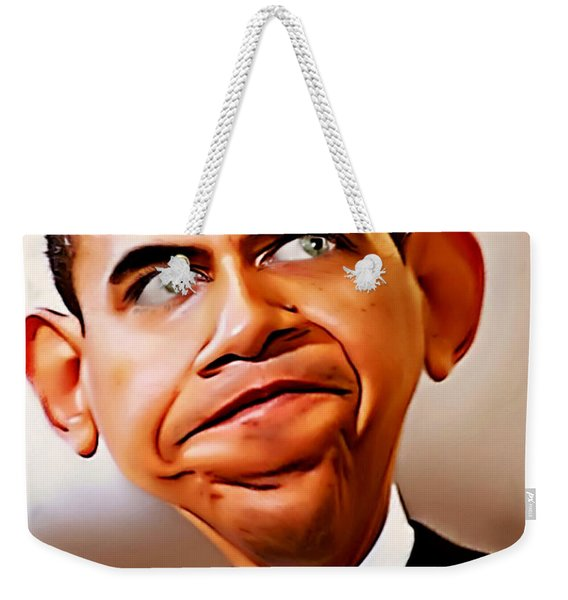 Mr. President Weekender Tote Bag