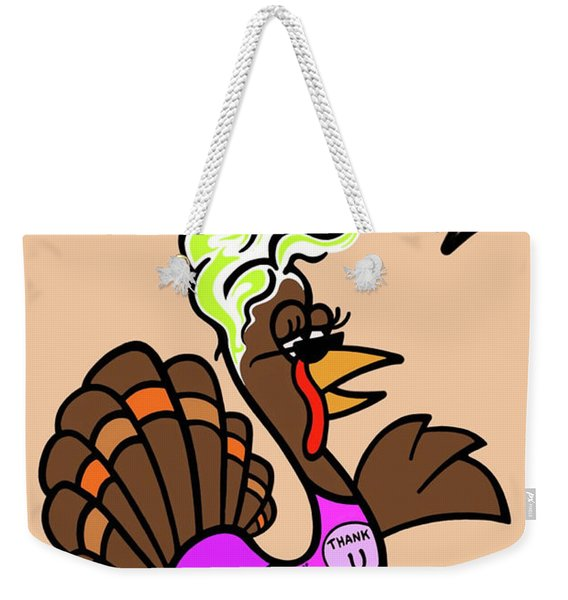 Ms. Dayla Purdy Weekender Tote Bag