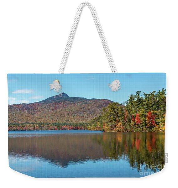 Mt Chocorua In Autumn Weekender Tote Bag