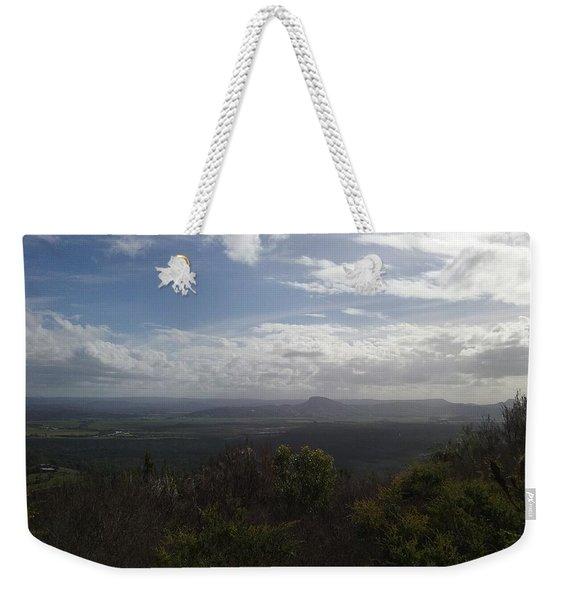 Mt Coolum Weekender Tote Bag