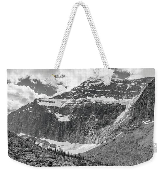 Mt. Edith Cavell Weekender Tote Bag