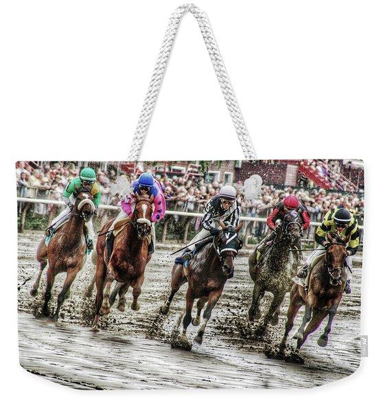 Mudders Weekender Tote Bag