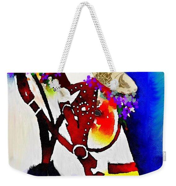 Mule Days Weekender Tote Bag