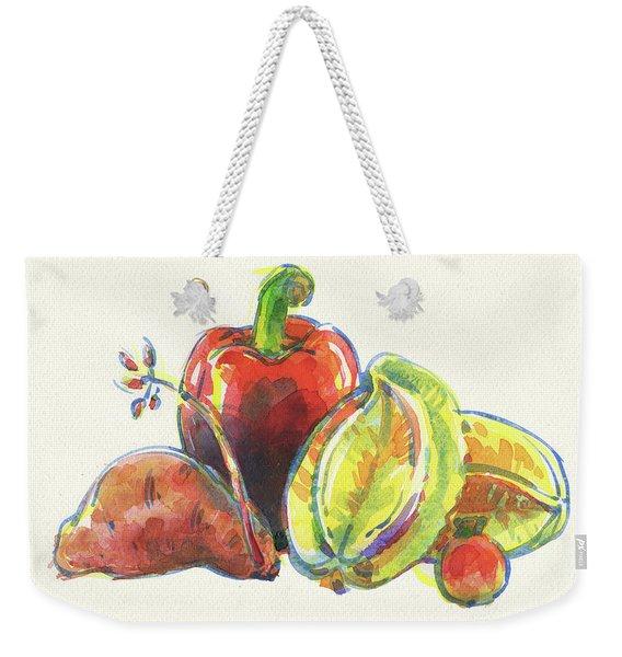 Multi-cultural Friends Weekender Tote Bag