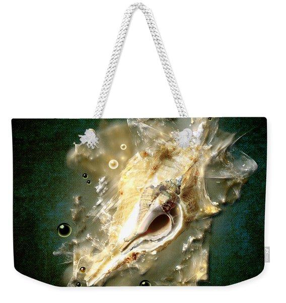 Multidimensional Finds Weekender Tote Bag