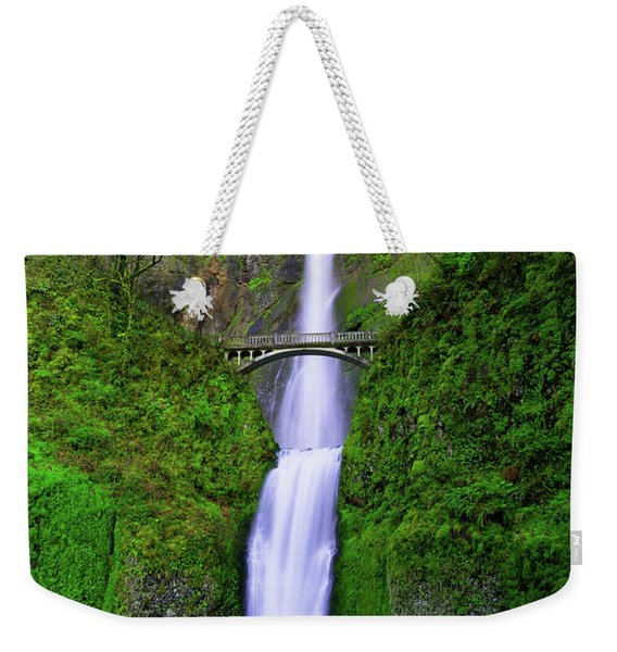 Multnomah Dream Weekender Tote Bag