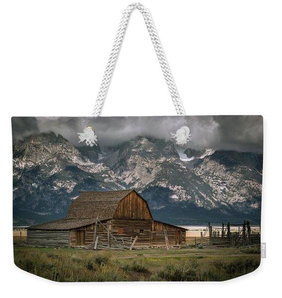 Multon Barn Weekender Tote Bag