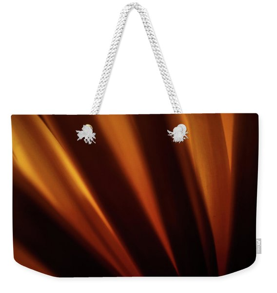 Mum Petals Weekender Tote Bag