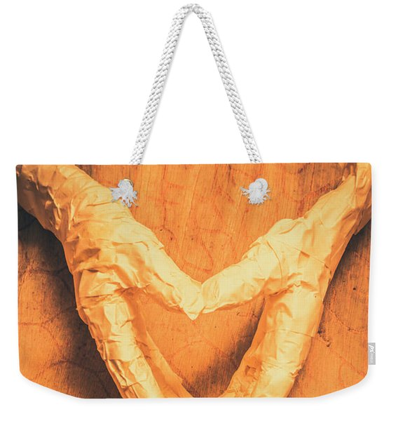 Mummies Love Halloween Weekender Tote Bag